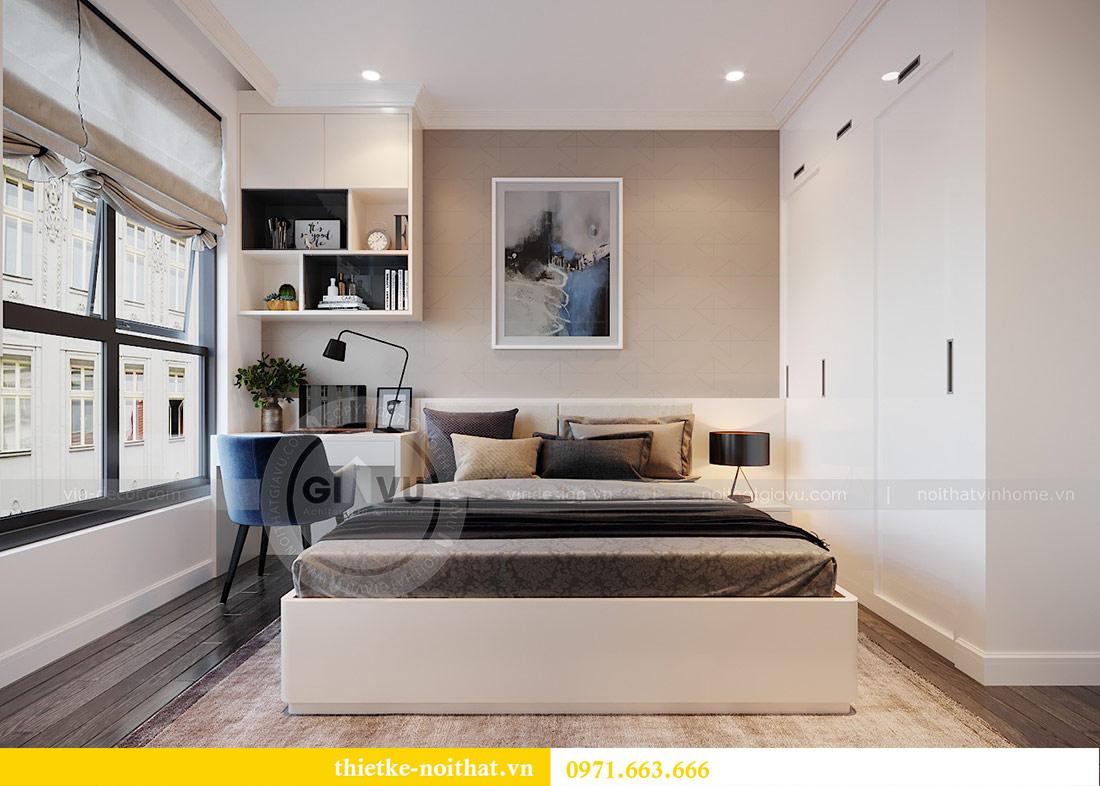 Thiết kế căn hộ Vinhomes Green Bay tòa G1 căn đập thông - chị Thu 14