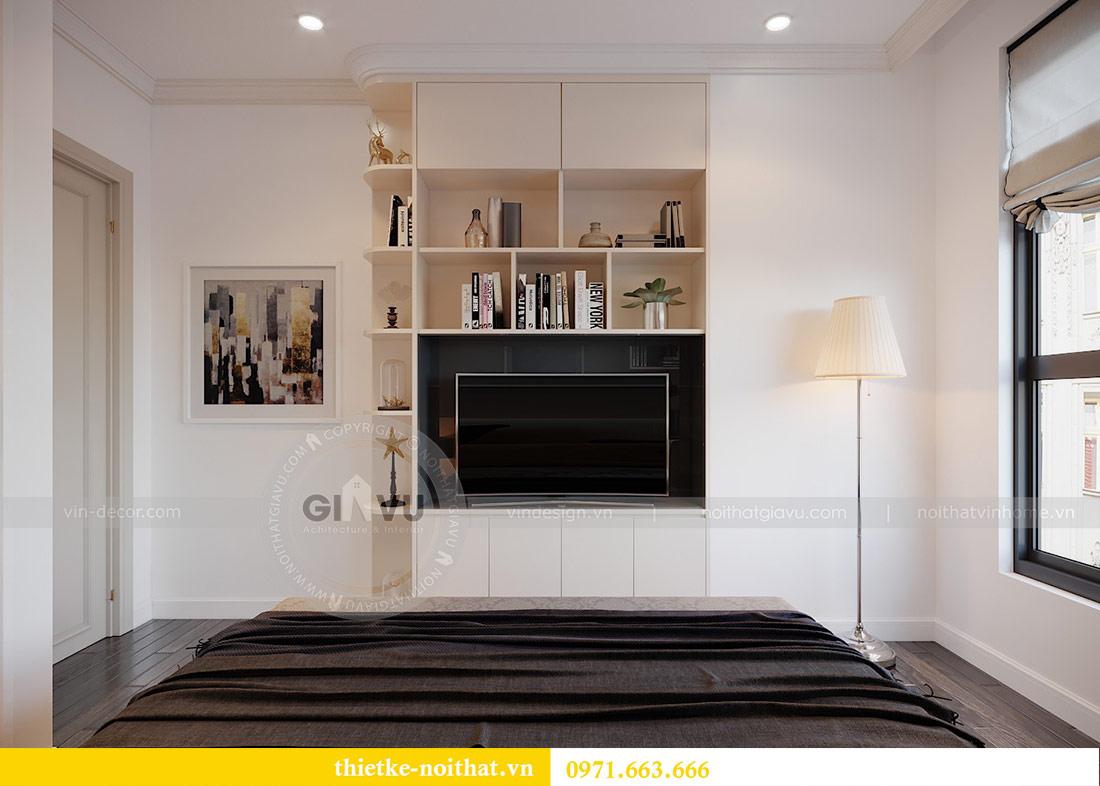 Thiết kế căn hộ Vinhomes Green Bay tòa G1 căn đập thông - chị Thu 15