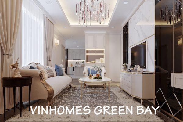 Thiết Kế Căn Hộ Vinhomes Green Bay Tòa G1 Căn đập Thông – Chị Thu