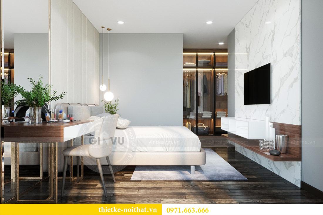 Thiết kế nội thất căn hộ Sky Lake tòa S2 căn 06 - anh Nam 10