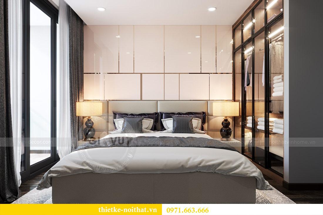 Thiết kế nội thất căn hộ Sky Lake tòa S2 căn 06 - anh Nam 7