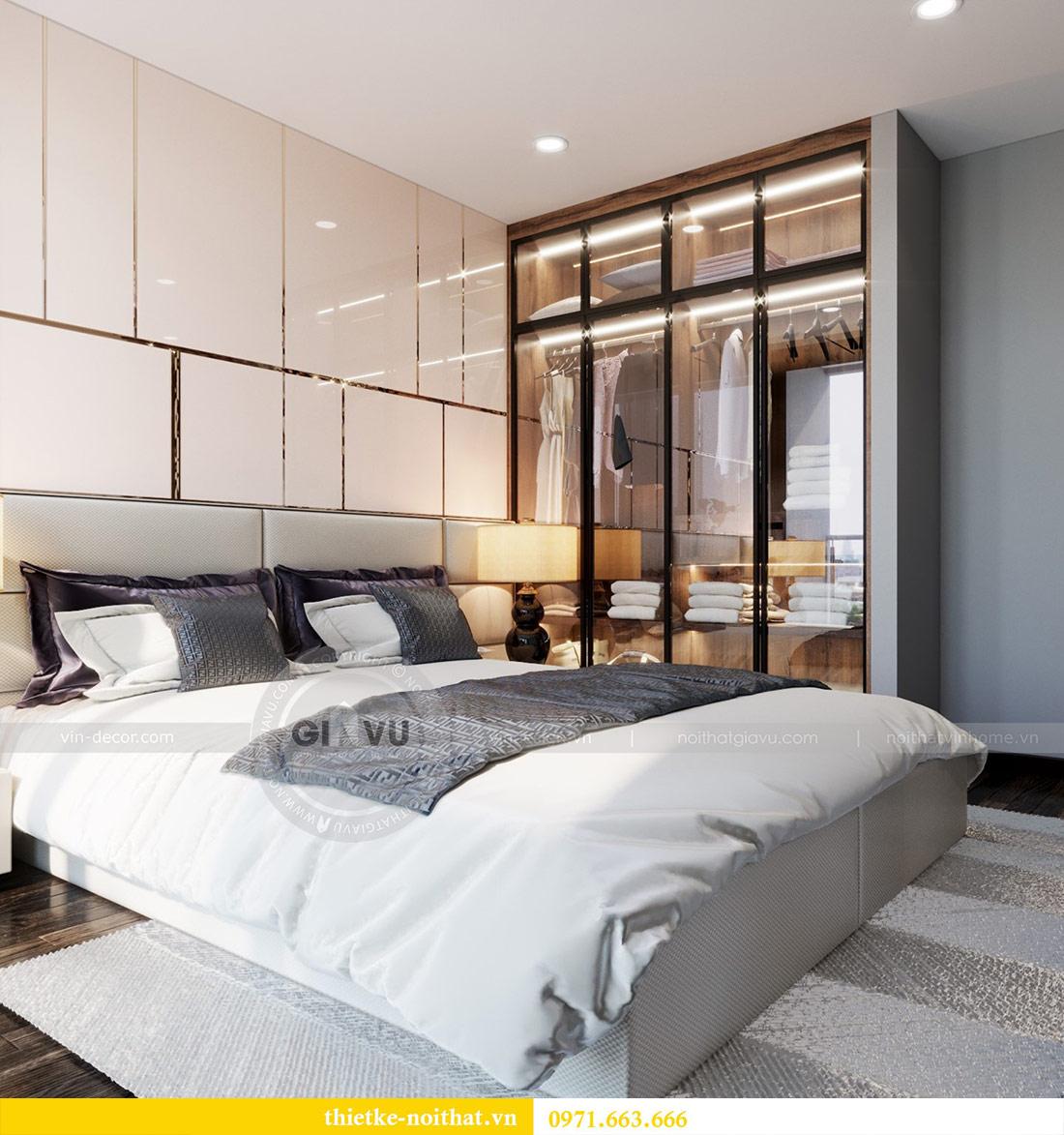 Thiết kế nội thất căn hộ Sky Lake tòa S2 căn 06 - anh Nam 8