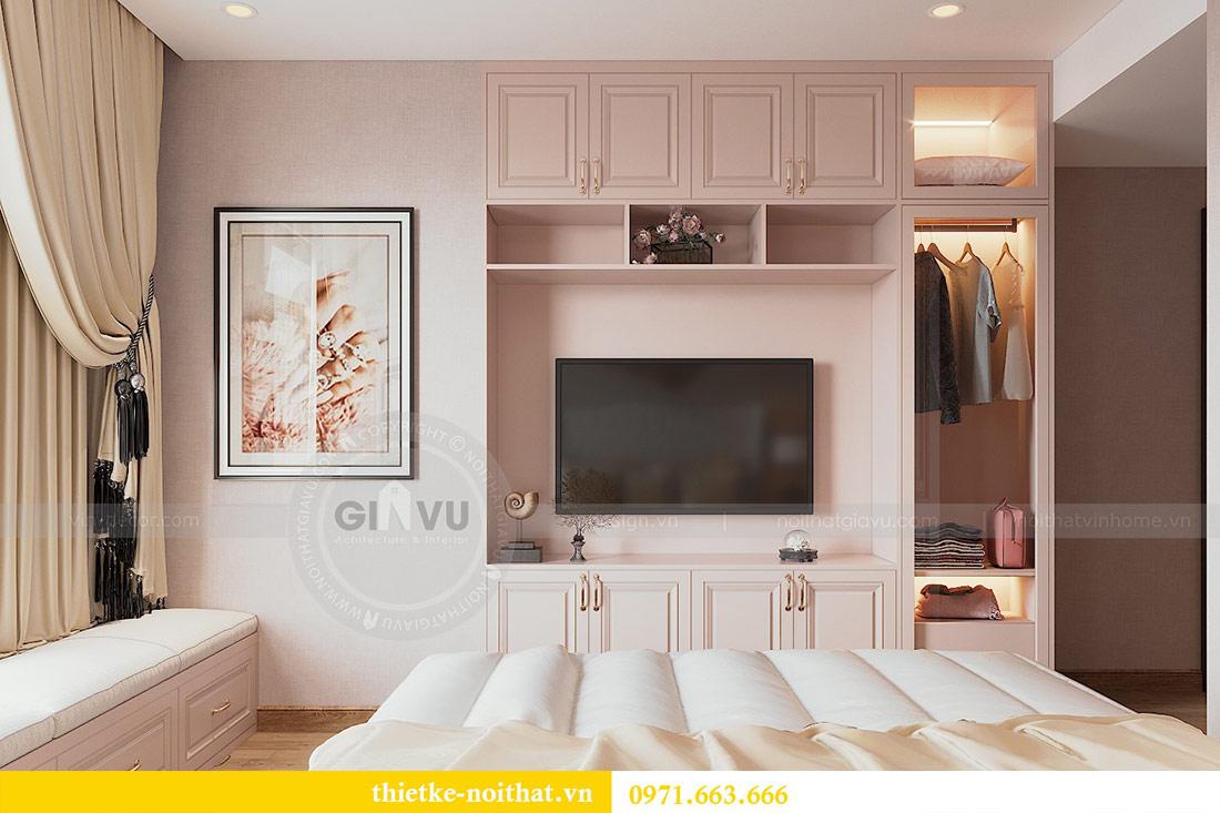 Thiết kế căn hộ chung cư Sun Grand City Lương Yên tòa T2 căn 01 10
