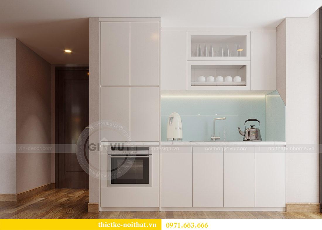 Thiết kế căn hộ chung cư Sun Grand City Lương Yên tòa T2 căn 01 2