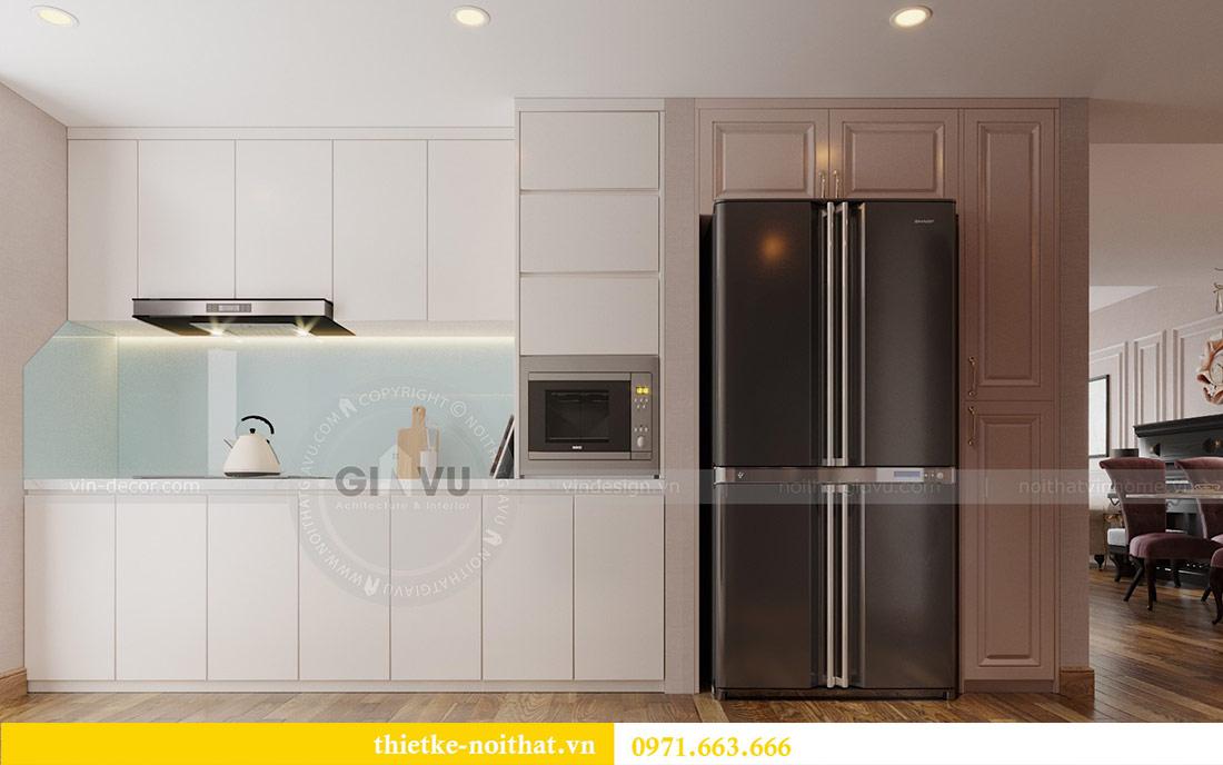 Thiết kế căn hộ chung cư Sun Grand City Lương Yên tòa T2 căn 01 3