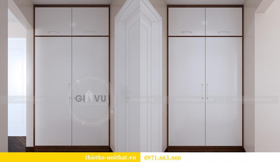 Thiết kế nội thất căn hộ Vinhomes Dcapitale tòa C3-10 chị Hằng 9