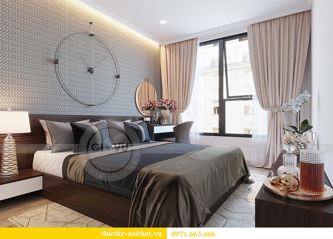 Thiết kế nội thất chung cư Dcapitale tòa C1 căn 01 - anh Nam 10