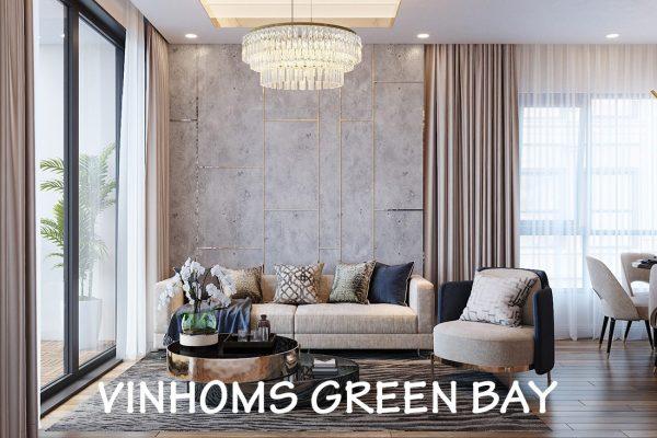 Thiết Kế Nội Thất Green Bay Tòa G2 Căn 05 – Chị Trang