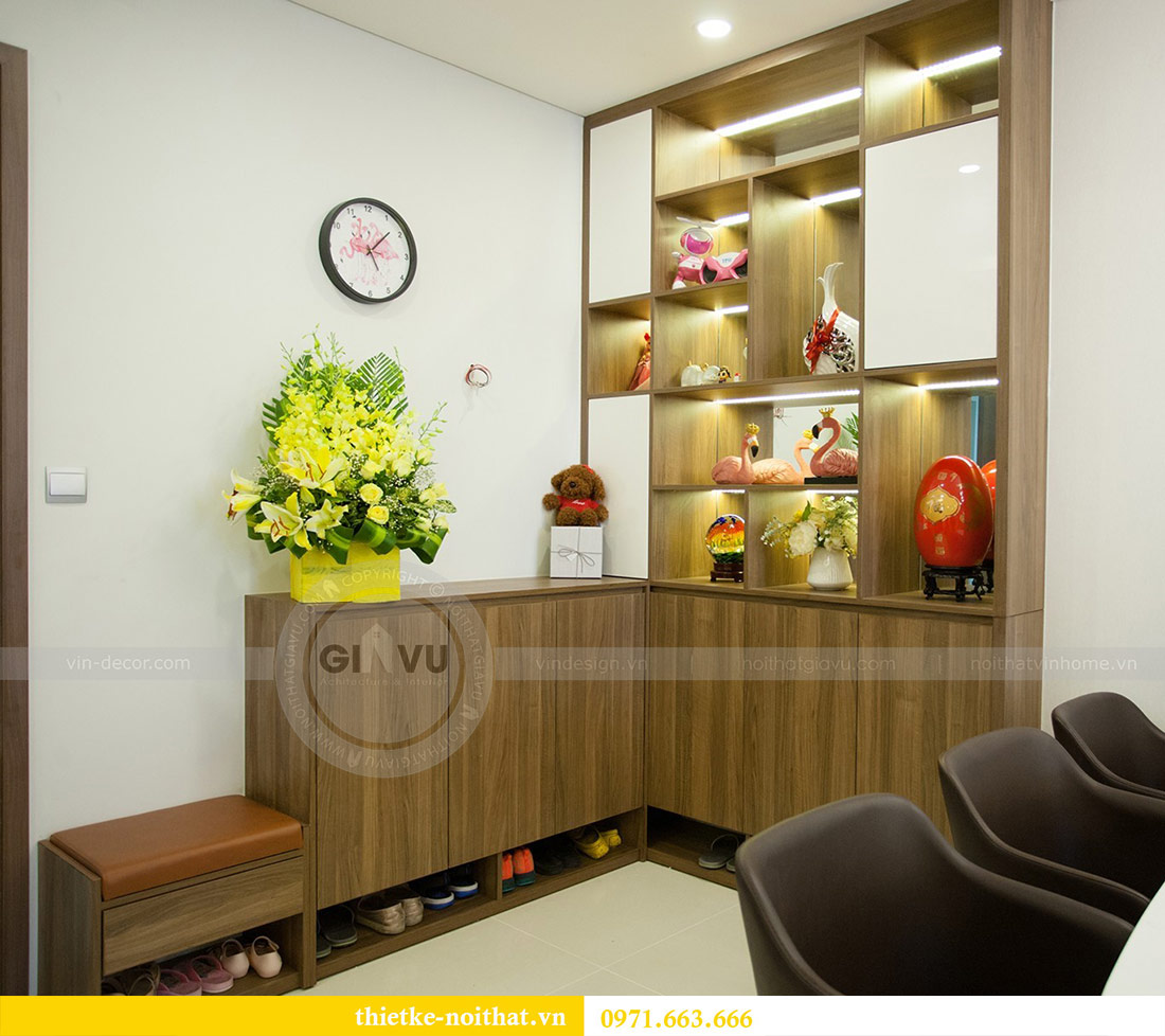 Thi công nội thất chung cư Ngoại Giao Đoàn N01T4 căn 06 - chị Hương 1