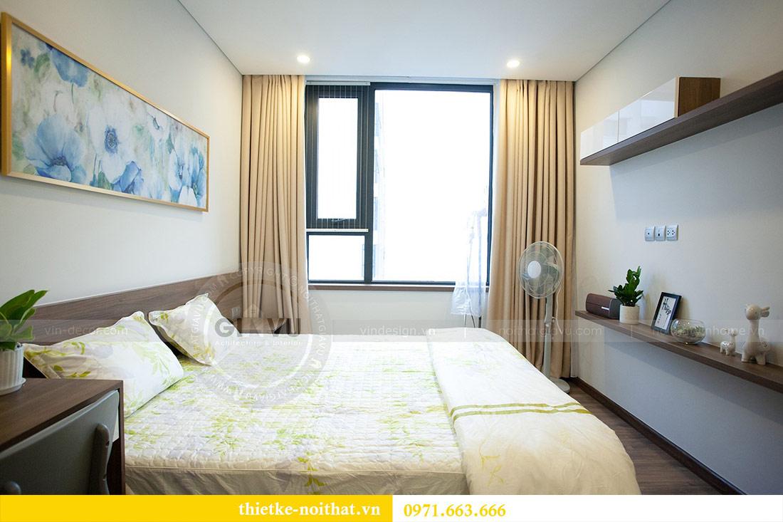 Thi công nội thất chung cư Ngoại Giao Đoàn N01T4 căn 06 - chị Hương 12