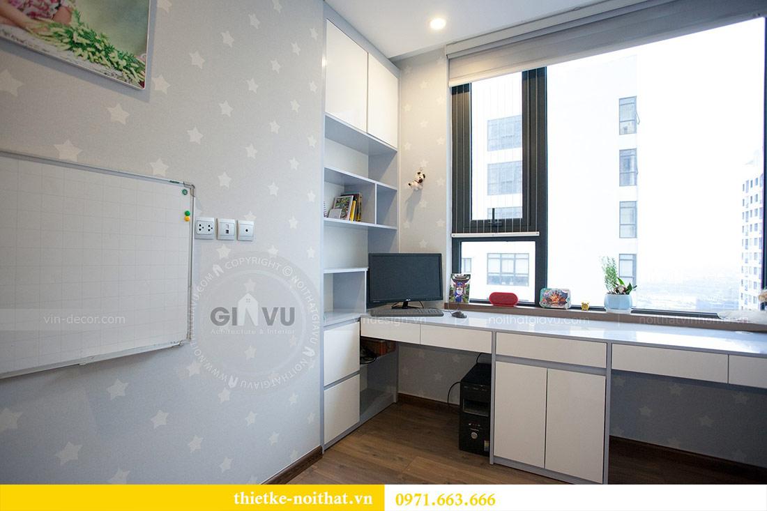 Thi công nội thất chung cư Ngoại Giao Đoàn N01T4 căn 06 - chị Hương 16