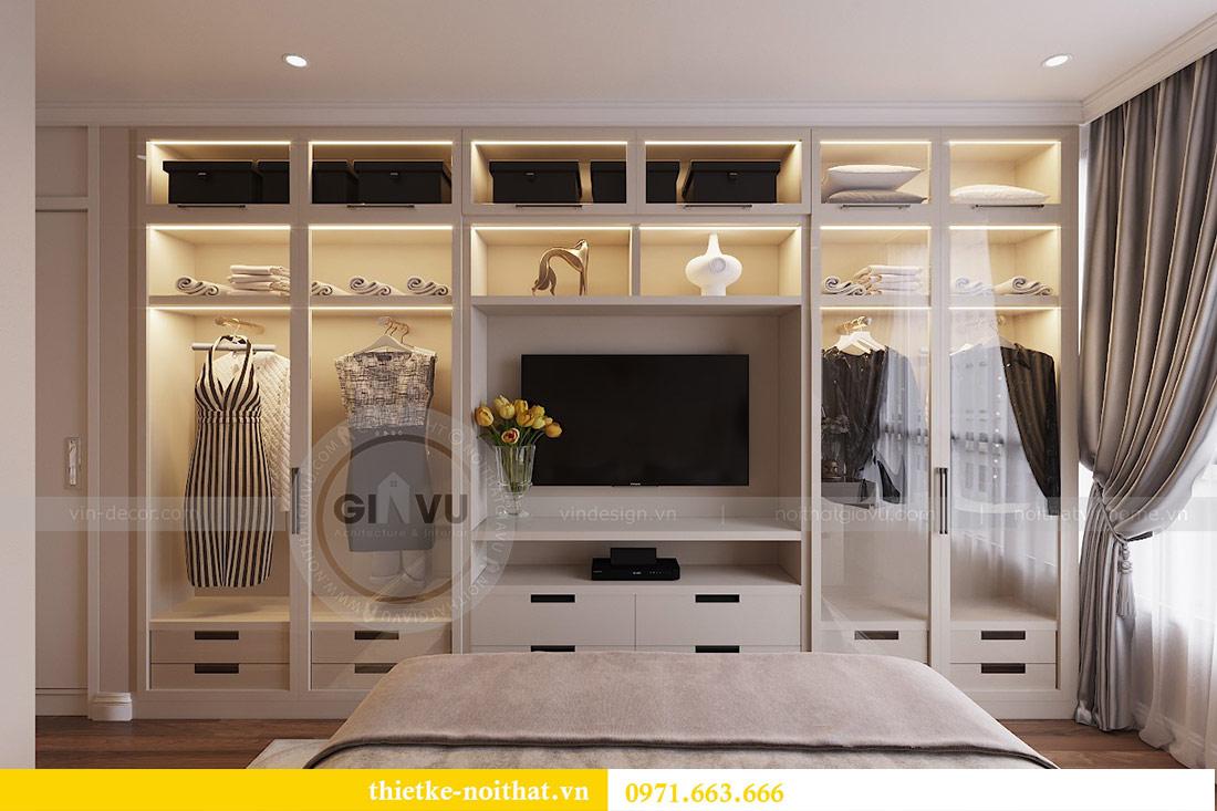 Thiết kế nội thất chung cư 29 Liễu Giai tòa M1 căn 05 - chị Lan 7