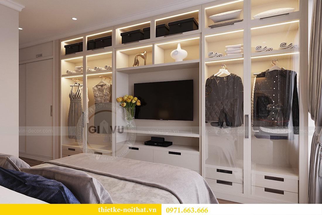Thiết kế nội thất chung cư 29 Liễu Giai tòa M1 căn 05 - chị Lan 8