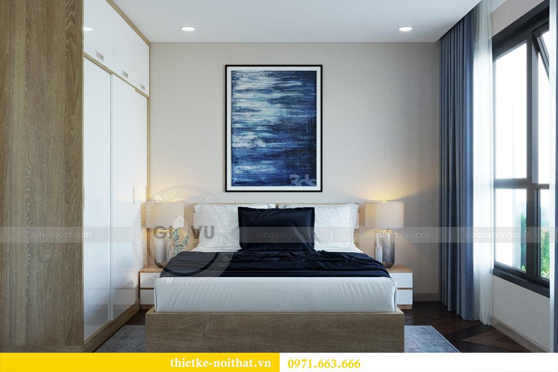 Thiết kế nội thất chung cư Dcapitale tòa C6 căn 03 - chị Hà 10