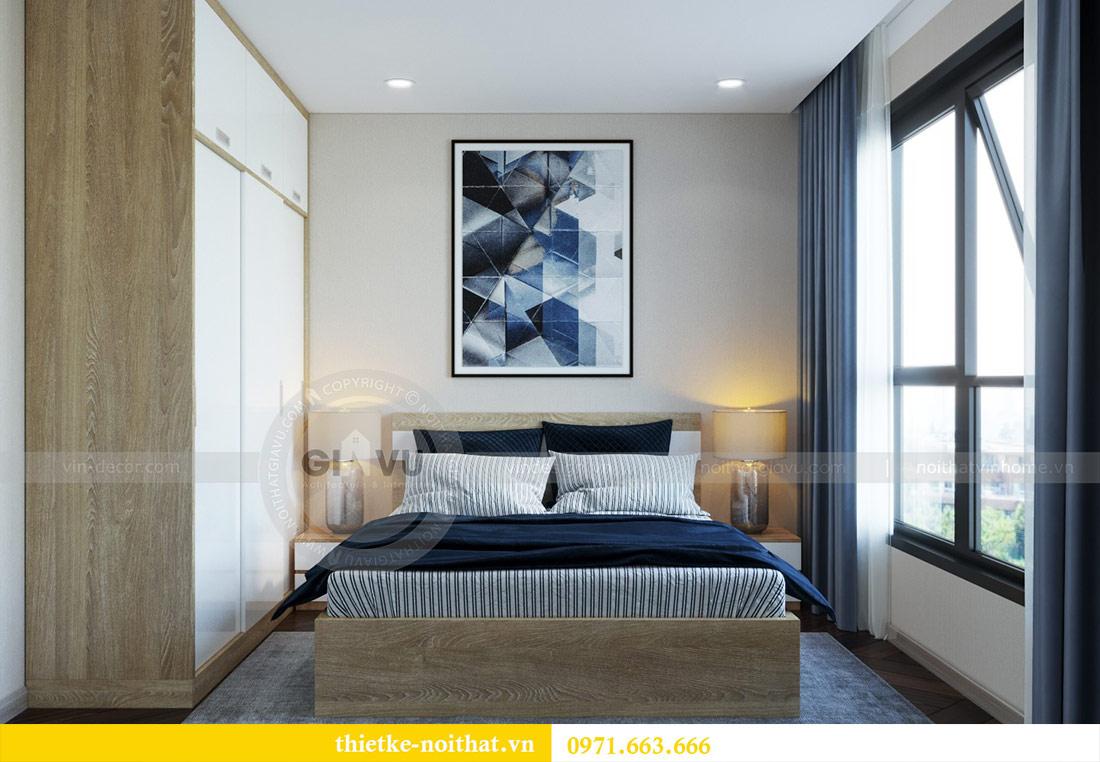 Thiết kế nội thất chung cư Dcapitale tòa C6 căn 03 - chị Hà 8