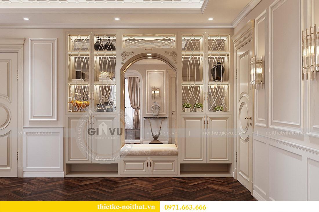 Thiết kế nội thất chung cư tại hà nội 1
