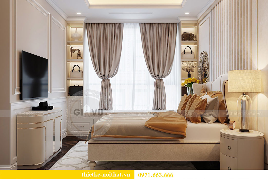 Thiết kế nội thất chung cư tại hà nội 10