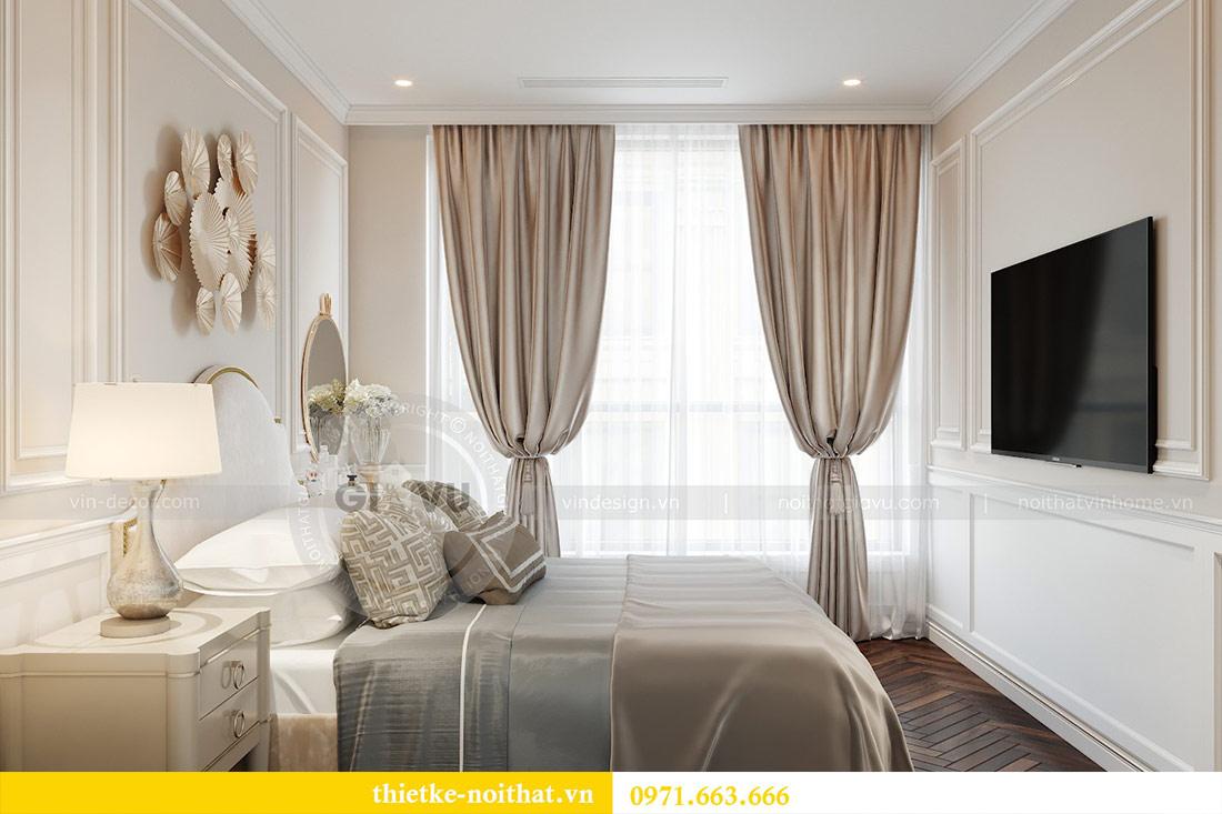 Thiết kế nội thất chung cư tại hà nội 12