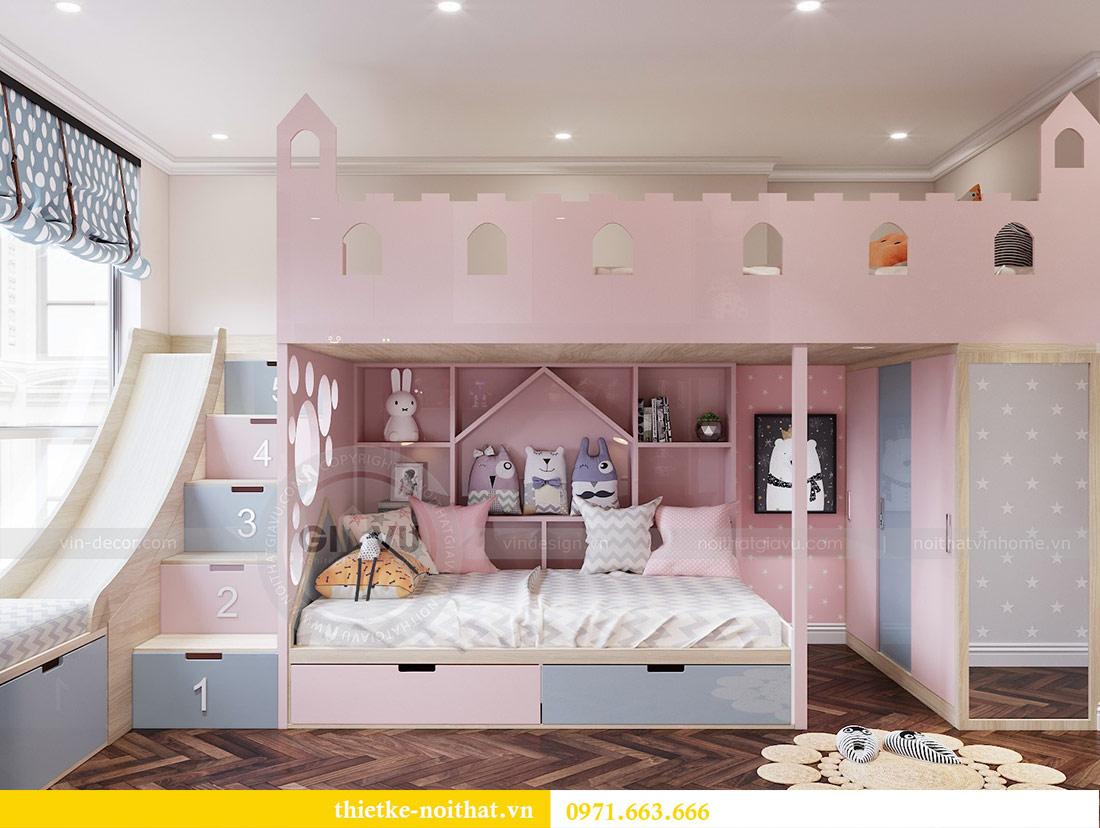 Thiết kế nội thất chung cư tại hà nội 13