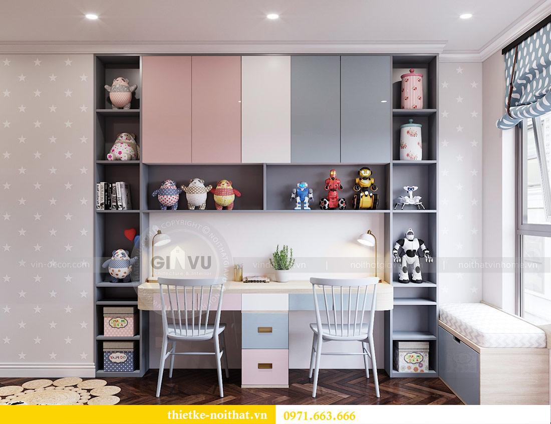 Thiết kế nội thất chung cư tại hà nội 14