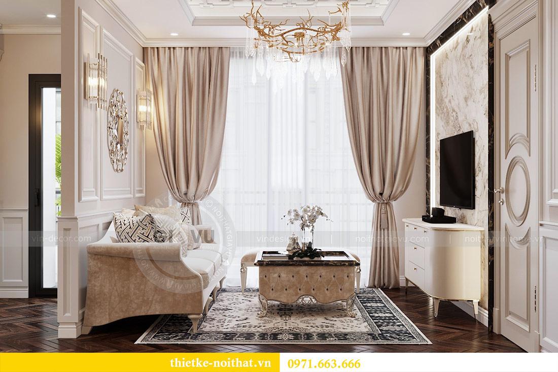 Thiết kế nội thất chung cư tại hà nội 3