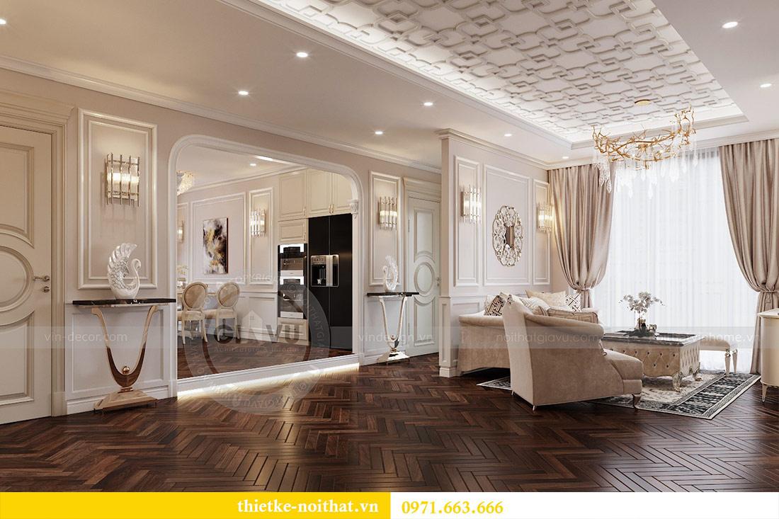 Thiết kế nội thất chung cư tại hà nội 4