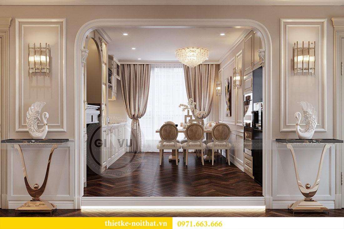 Thiết kế nội thất chung cư tại hà nội 5