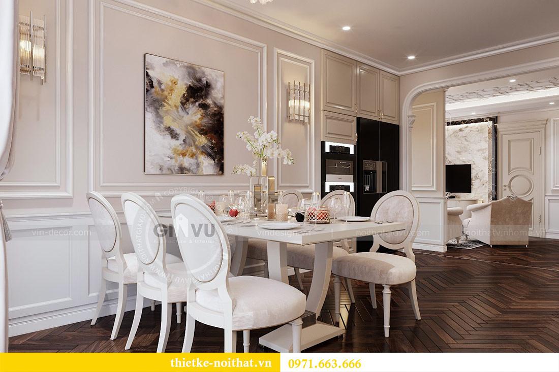 Thiết kế nội thất chung cư tại hà nội 6