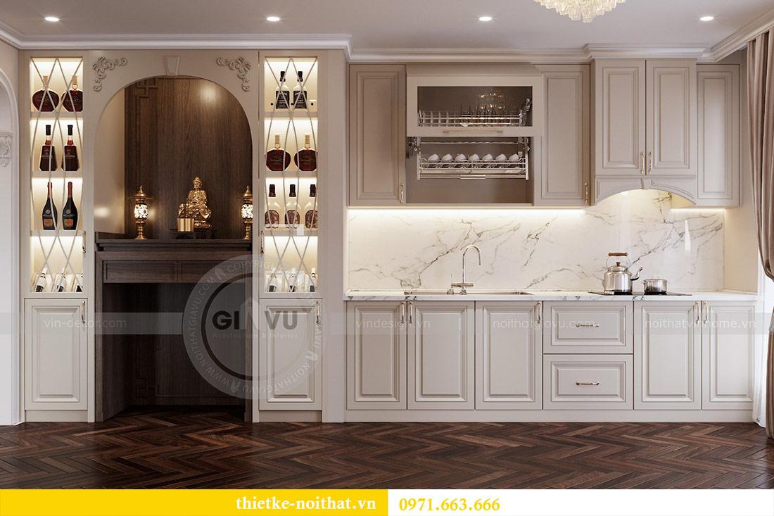 Thiết kế nội thất chung cư tại hà nội 7