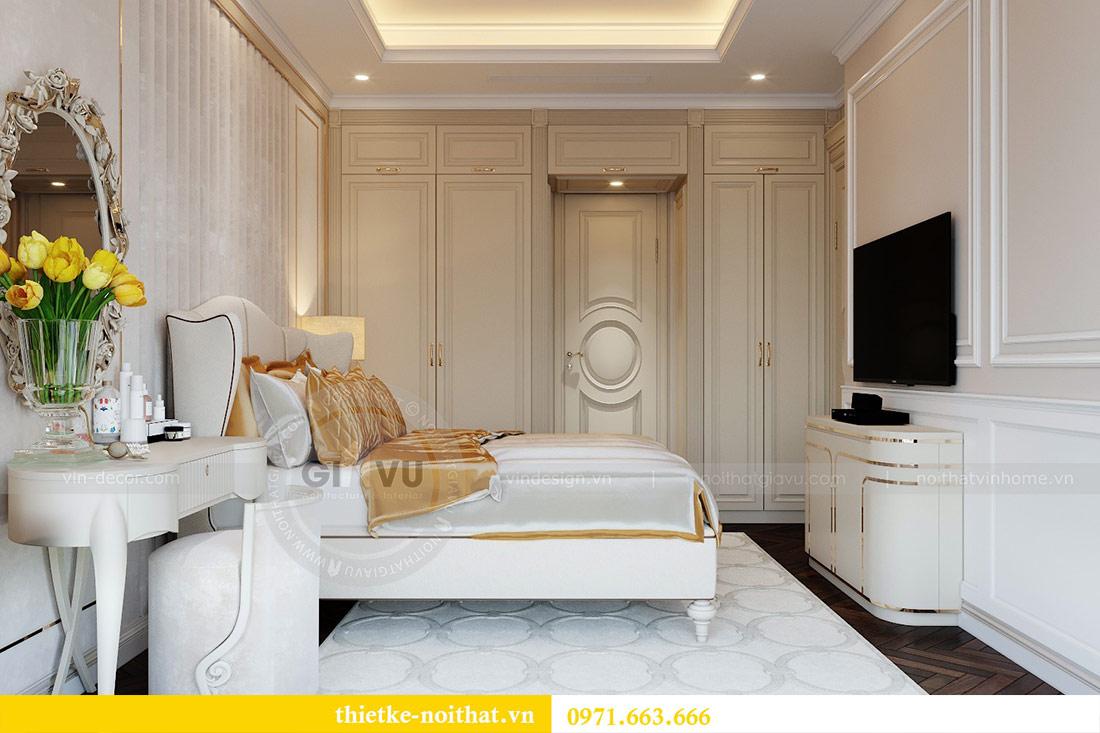 Thiết kế nội thất chung cư tại hà nội 9