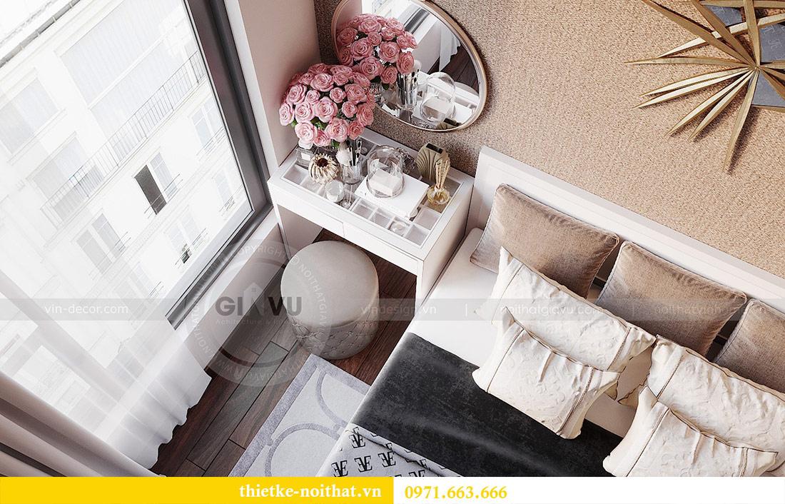 Thiết kế nội thất căn 03 tòa C1 Vinhomes Dcapitale - anh Tĩnh 11