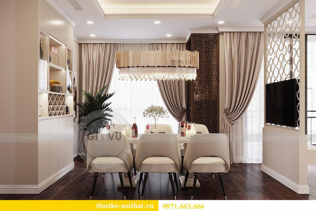 Thiết kế nội thất căn 09 tòa C7 chung cư Dcapitale - chị Minh 4
