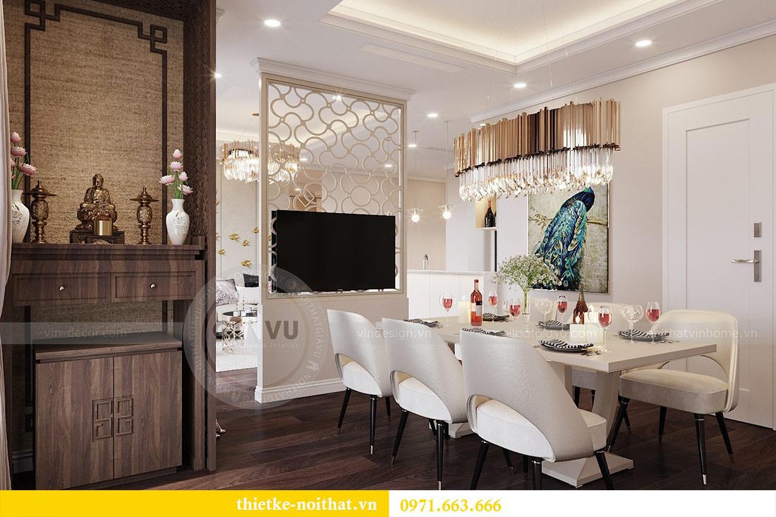 Thiết kế nội thất căn 09 tòa C7 chung cư Dcapitale - chị Minh 5