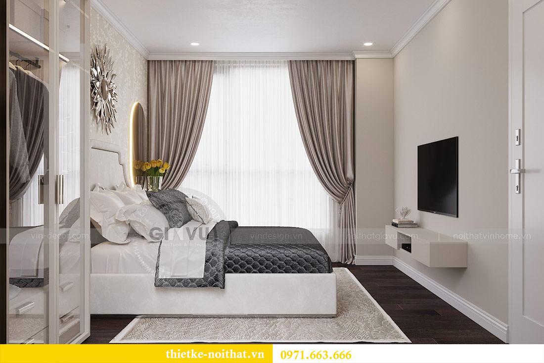 Thiết kế nội thất căn 09 tòa C7 chung cư Dcapitale - chị Minh 7