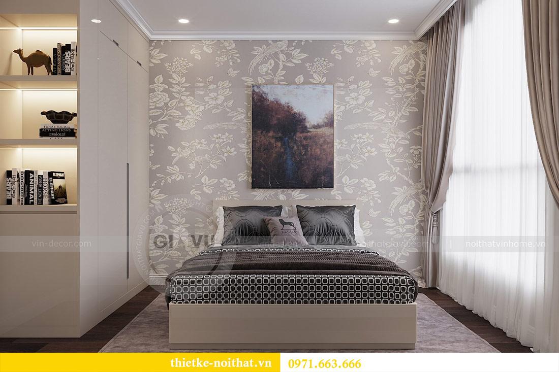 Thiết kế nội thất căn 09 tòa C7 chung cư Dcapitale - chị Minh 8