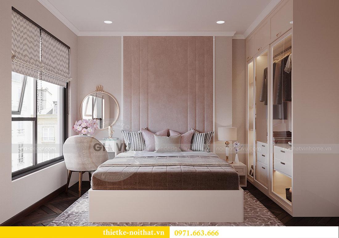 Thiết kế nội thất căn 10 tòa C1 chung cư Dcapitale - anh Tuyên 11