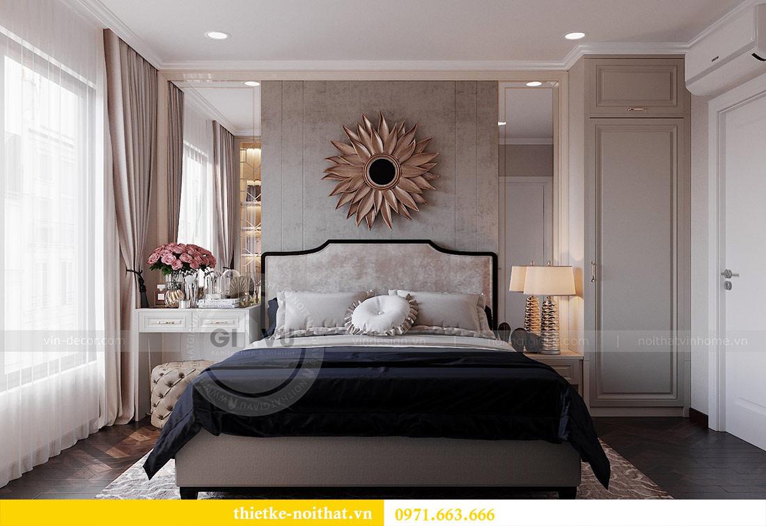Thiết kế nội thất căn 10 tòa C1 chung cư Dcapitale - anh Tuyên 6