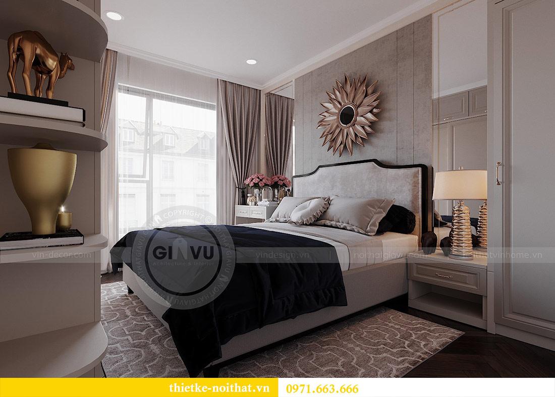 Thiết kế nội thất căn 10 tòa C1 chung cư Dcapitale - anh Tuyên 7