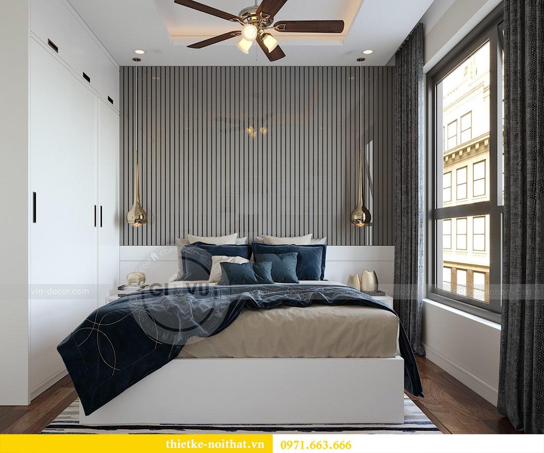 Thiết kế thi công nội thất chung cư Dcapitale tòa C1 căn 08 - anh Thành 10