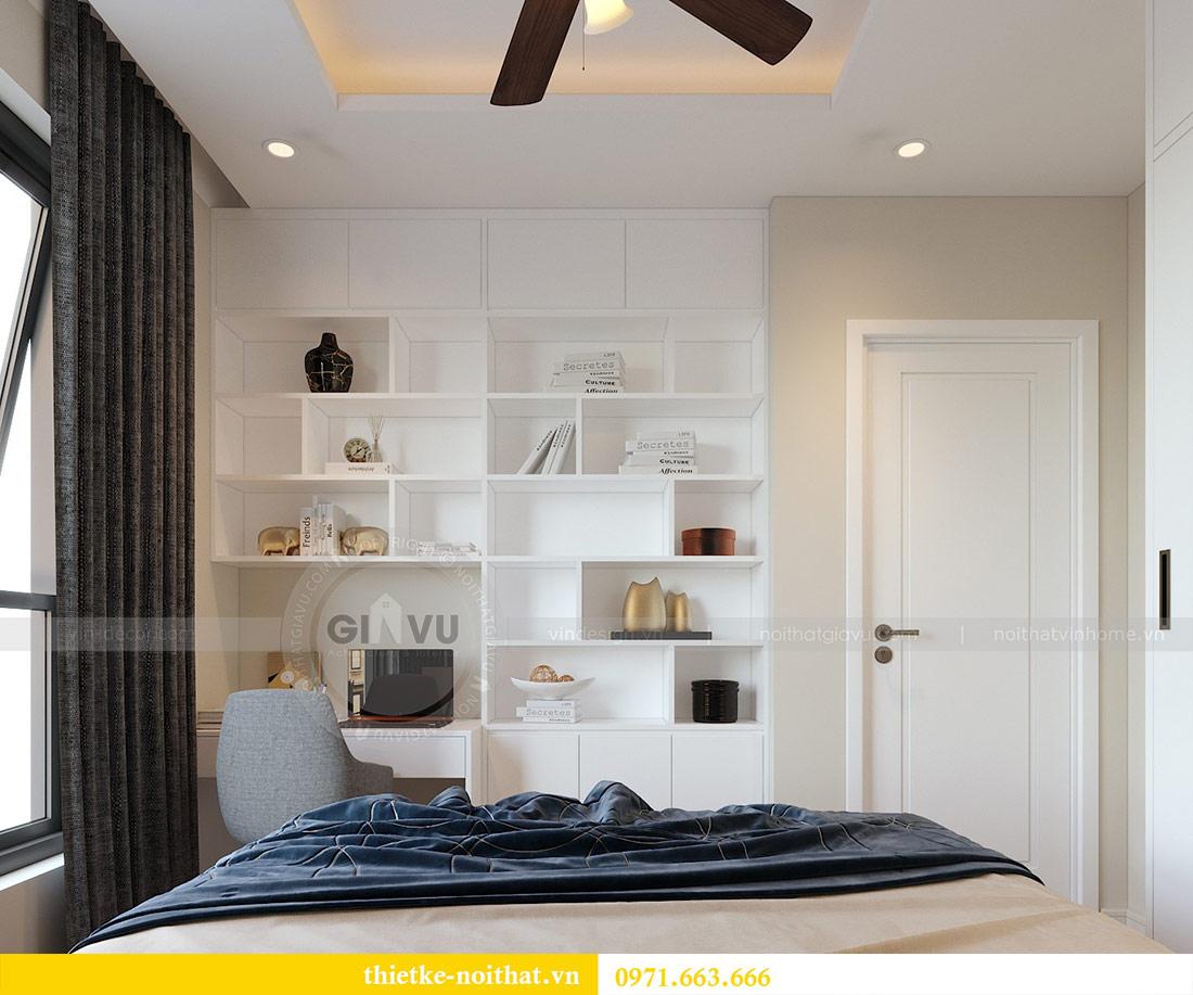 Thiết kế thi công nội thất chung cư Dcapitale tòa C1 căn 08 - anh Thành 11