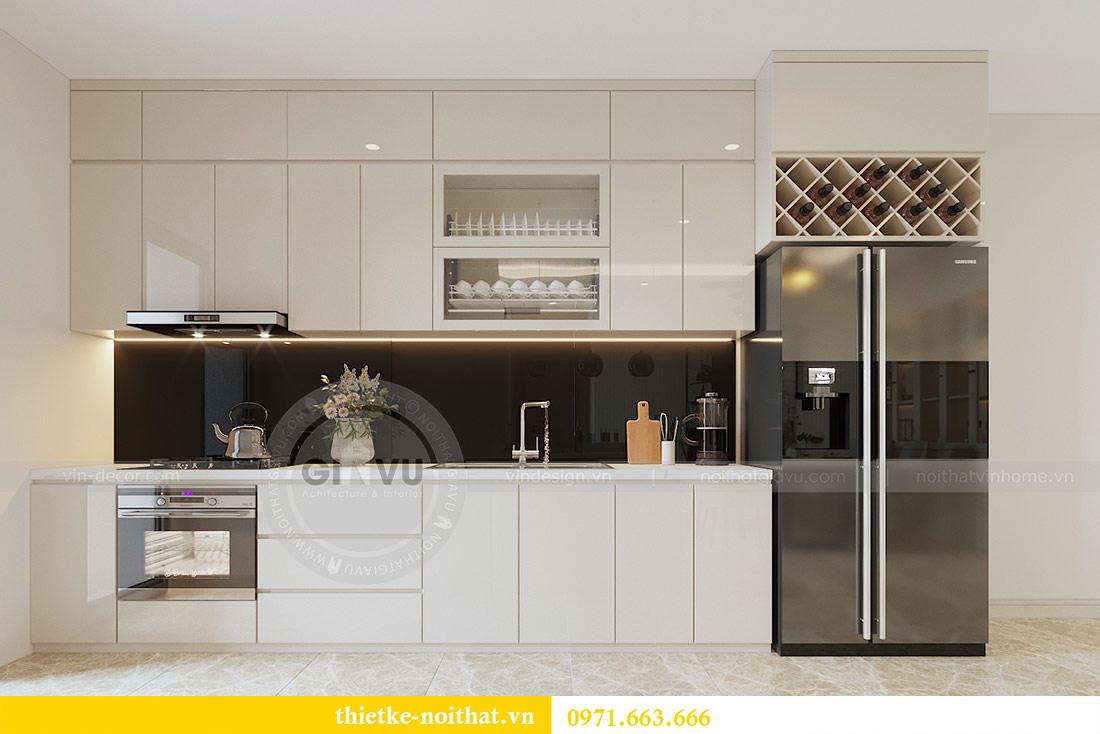 Thiết kế thi công nội thất chung cư Dcapitale tòa C1 căn 08 - anh Thành 5