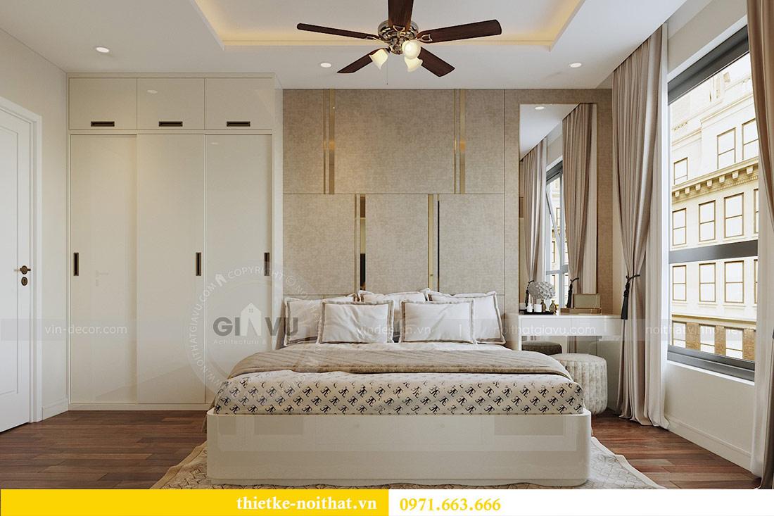 Thiết kế thi công nội thất chung cư Dcapitale tòa C1 căn 08 - anh Thành 6