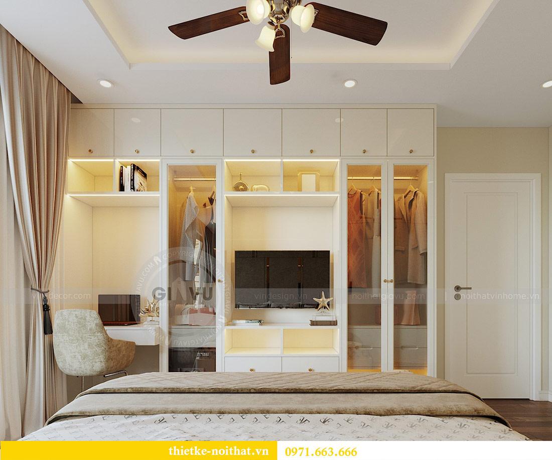 Thiết kế thi công nội thất chung cư Dcapitale tòa C1 căn 08 - anh Thành 7