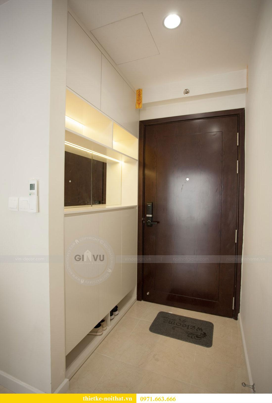 Ảnh chụp hoàn thiện nội thất căn hộ 03 tòa C1 Vinhomes Dcapitale 1