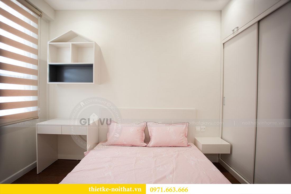 Ảnh chụp hoàn thiện nội thất căn hộ 03 tòa C1 Vinhomes Dcapitale 11