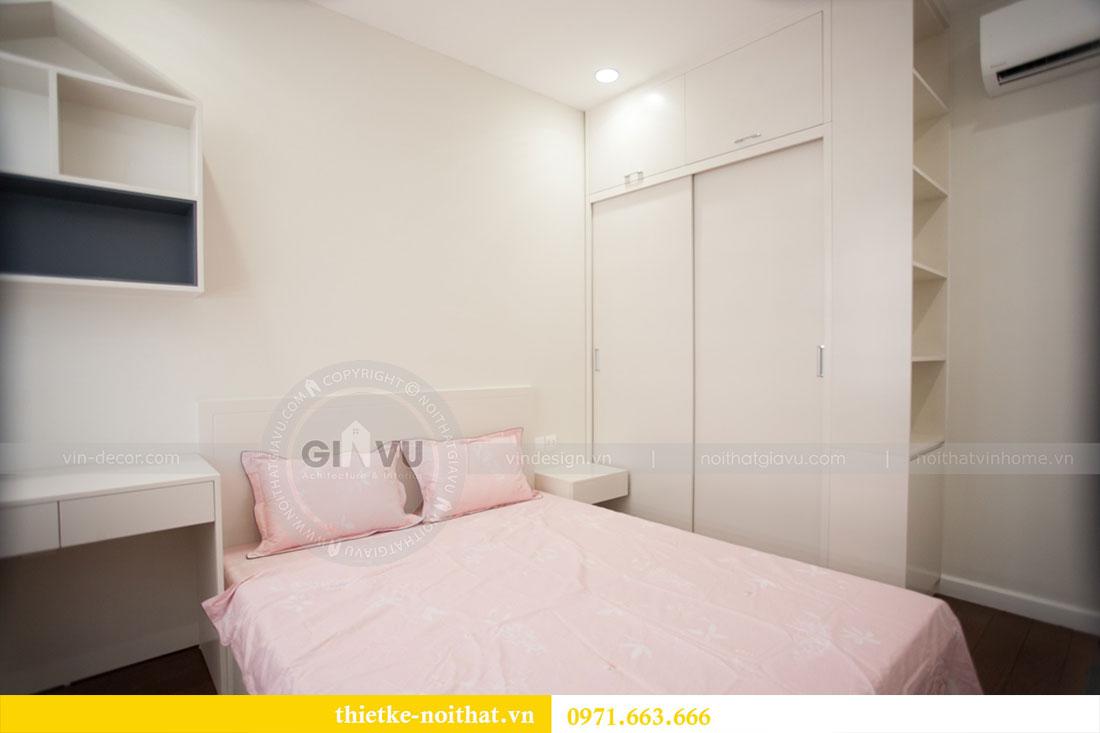 Ảnh chụp hoàn thiện nội thất căn hộ 03 tòa C1 Vinhomes Dcapitale 12