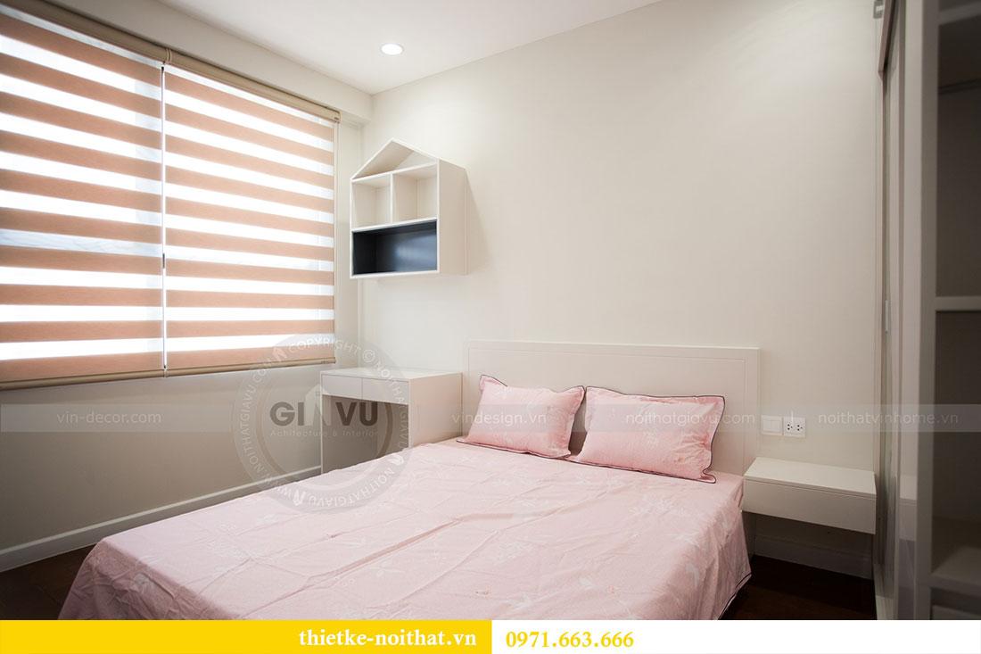 Ảnh chụp hoàn thiện nội thất căn hộ 03 tòa C1 Vinhomes Dcapitale 13