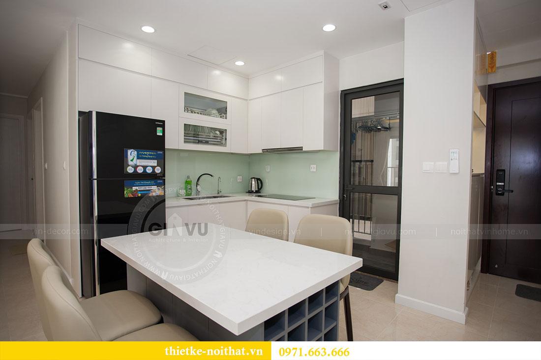 Ảnh chụp hoàn thiện nội thất căn hộ 03 tòa C1 Vinhomes Dcapitale 2