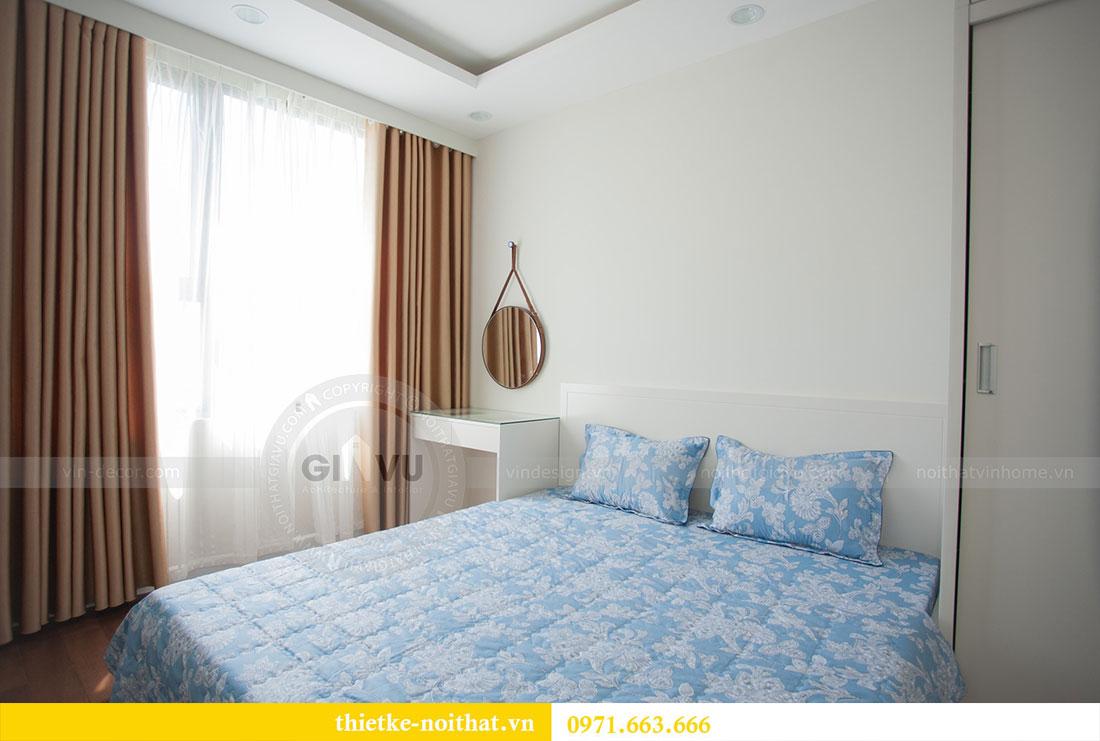 Ảnh chụp hoàn thiện nội thất căn hộ 03 tòa C1 Vinhomes Dcapitale 5