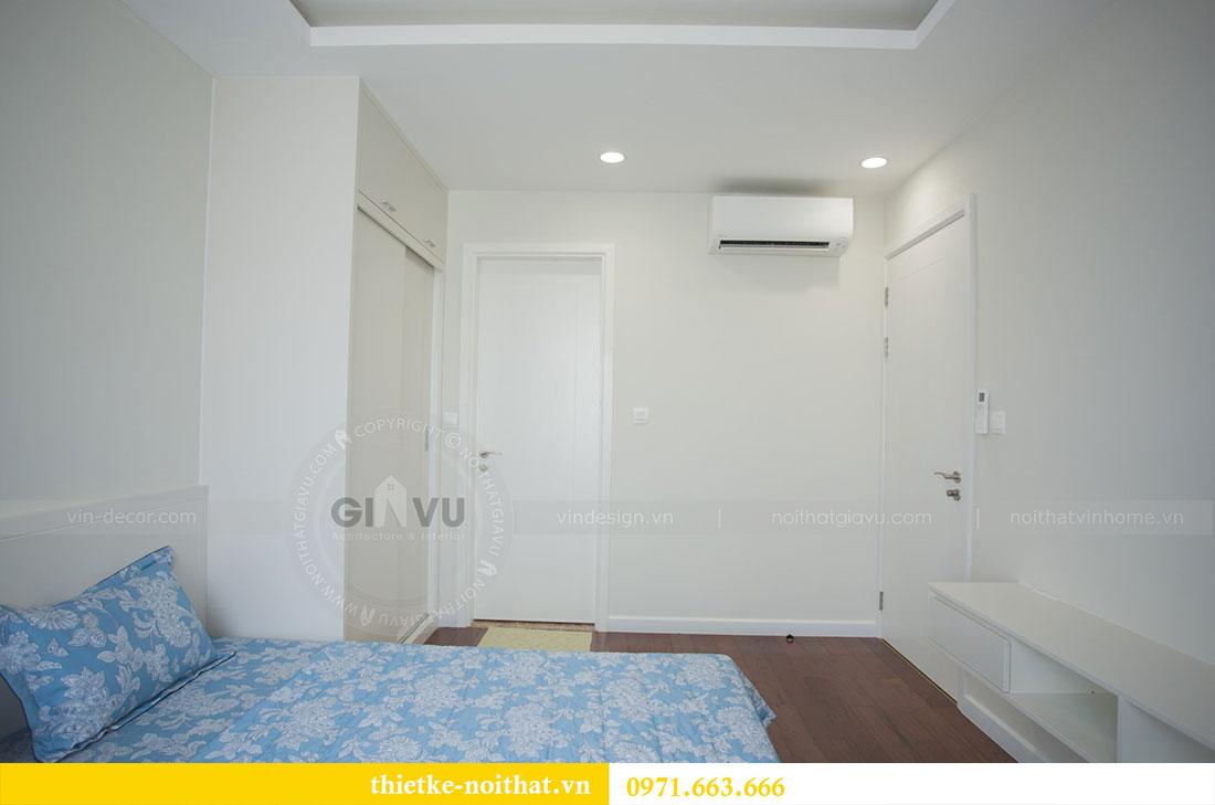 Ảnh chụp hoàn thiện nội thất căn hộ 03 tòa C1 Vinhomes Dcapitale 7